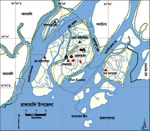 রাঙ্গাবালী উপজেলা