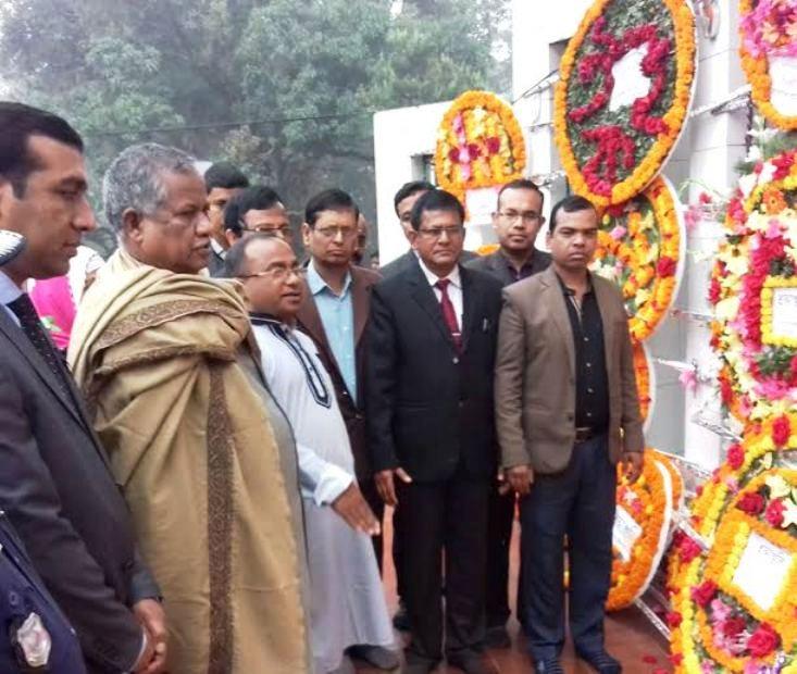 বিলুপ্ত ছিটমহল গুলোতে আন্তর্জাতিক মাতৃভাষা দিবস পালিত