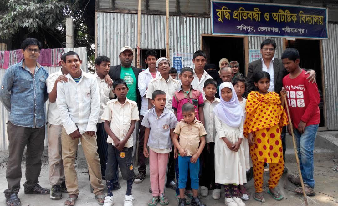 সখিপুরে বন্ধ হতে চলছে বুদ্ধি প্রতিবন্ধী বিদ্যালয়