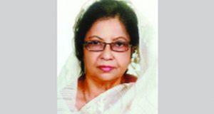 জয়ী ড. জয়া সেনগুপ্তা