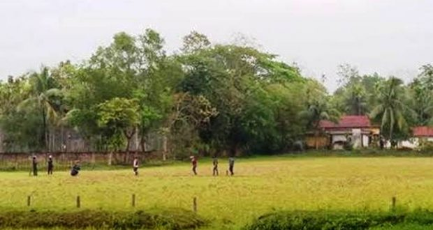 মৌলভীবাজারে দুটি বাড়িতে জঙ্গি অভিযান: গুলির শব্দ শুনা যাচ্ছে