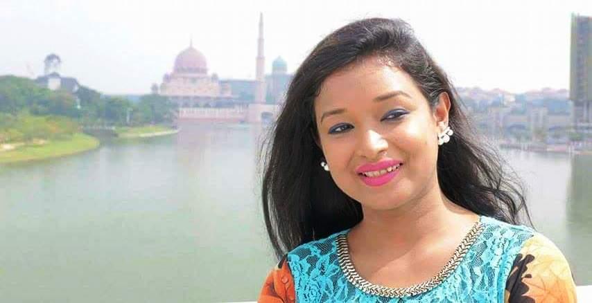 সঙ্গীত শিল্পী নাহিদ সোমা