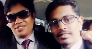 সাংবাদিক সোহেল রানা ও রাজিব হোসেন রাজু