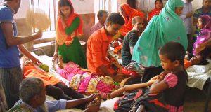 কৃর্মিনাশক ট্যাবলেট খেয়ে ৯ শিক্ষার্থী অসুস্থ্য হয়ে হাসপাতালে