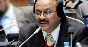 জাতীয় রাজস্ব বোর্ডের চেয়ারম্যান জনাব মো. নজিবুর রহমান