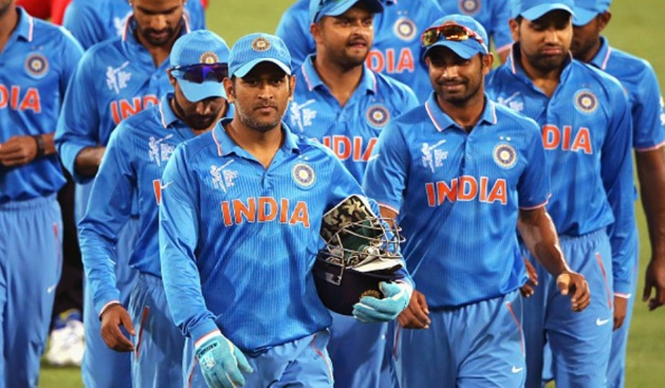 ভারতীয় ক্রিকেট টিম