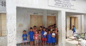 লালমনিরহাটের হাতীবান্ধা উপজেলার চর গড্ডিমারী সরকারী প্রাথমিক বিদ্যালয়