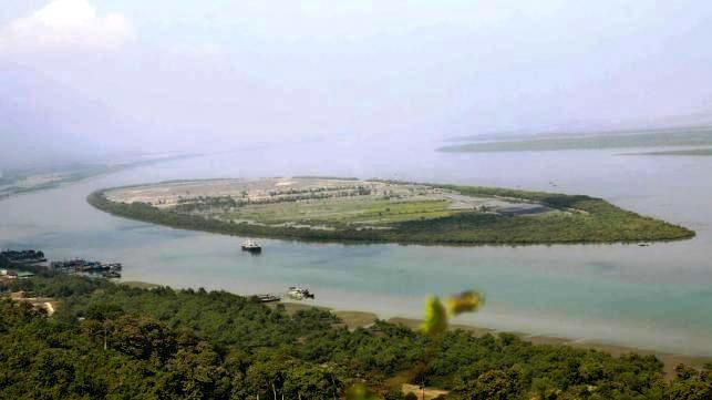 জালিয়ার দ্বীপ হবে দেশের প্রথম ট্যুরিজম পার্ক
