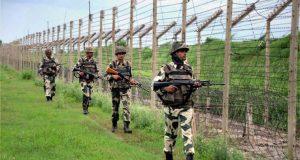 ভারতীয় সীমান্ত রক্ষী বাহিনী বিএসএফ