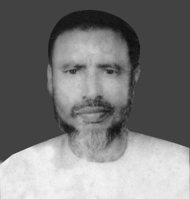 সাংবাদিকতার প্রতিকৃত আহসান উল্যাহ মজুমদার