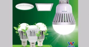 Walton manufactures environment-friendly LED lights