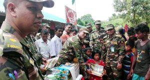 প্রত্যান্ত নুনছড়িতে সেনাবাহিনীর শিক্ষার আলো