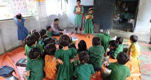 পাহাড়ী শিক্ষার্থীদের বাংলা পড়ার উপর জাবারাং এর ব্যতিক্রমী কার্যক্রম