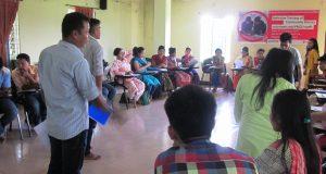 রিড প্রকল্পের দু'দিনব্যাপী প্রশিক্ষণ কর্মশালা