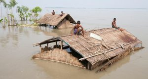 Flood Affected People