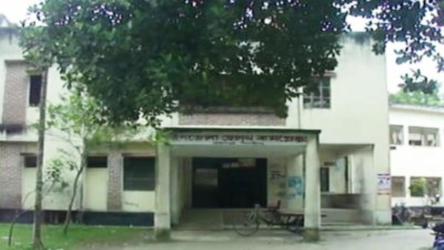 মহেশপুর উপজেলা স্বাস্থ্য কমপ্লেক্সে
