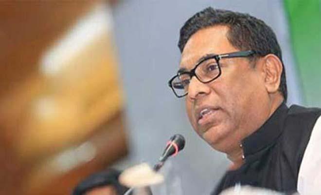 বিদ্যুৎ প্রতিমন্ত্রী নসরুল হামিদ বিপু এমপি