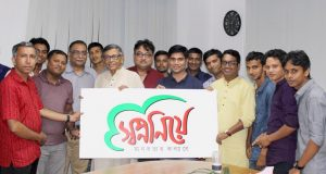 Shwapna Niya a Volunteer Platform