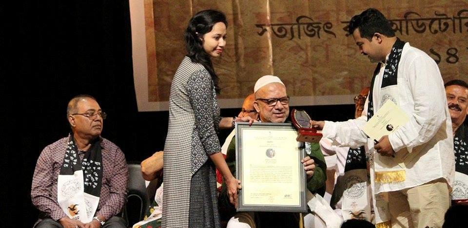 ভারত-বাংলাদেশ মৈত্রী উৎসবে সম্মাননা পেলো দুই বাংলার বিশিষ্টজনরা