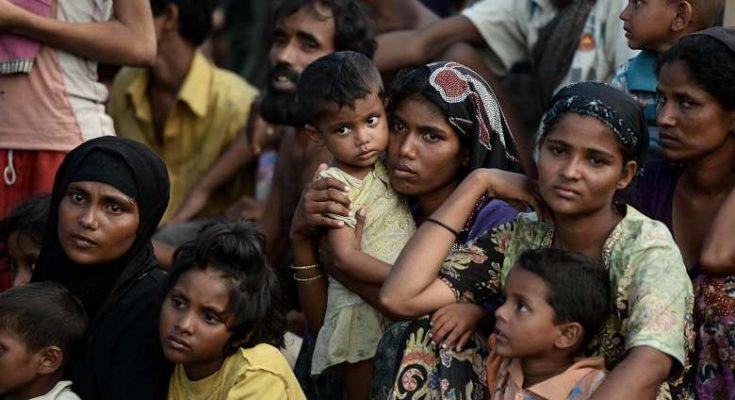 রোহিঙ্গাদের ফেরত পাঠাতে দেরি করছে বাংলাদেশ: মিয়ানমার