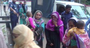 লক্ষ্মীপুরে জামায়াত-শিবিরের ১৫ নারী কর্মী আটক