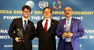 দুই বাংলাদেশি প্রতিষ্ঠানকে ১০ লাখ ডলার পুরস্কার জাতিসংঘের
