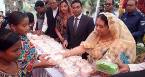 'জনগনের ভালো থাকতে প্রধানমন্ত্রী শেখ হাসিনা বিকল্প নেই'
