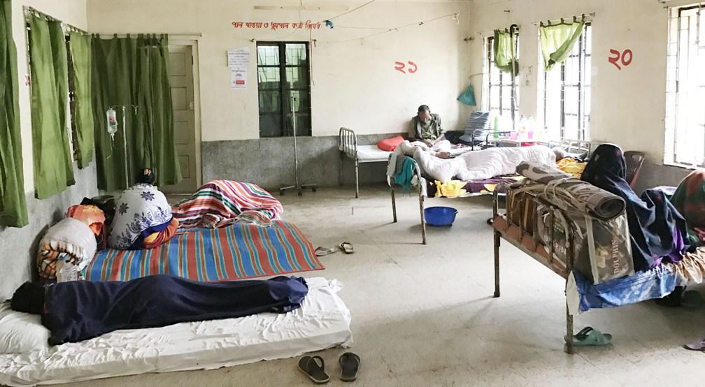 খাগড়াছড়ি আধুনিক সদর হাসপাতাল: নাজুক স্বাস্থ্য সেবা