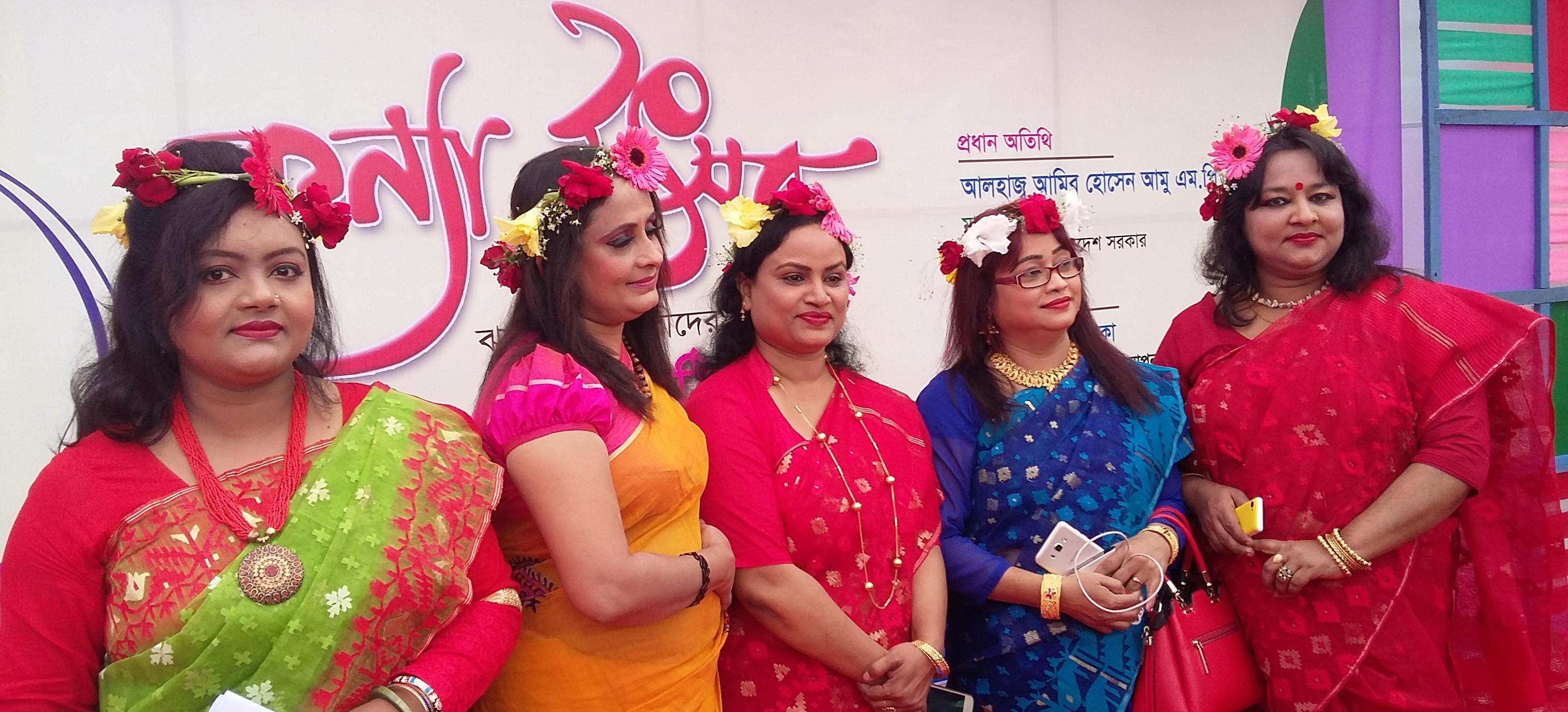 Image result for ঝালকাঠিতে 'কন্যা উৎসব'