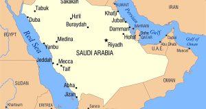 সৌদি আরবের জিজান প্রদেশের দক্ষিণে সামতাহ ও আল-হারেথের মাঝামাঝি একটি এলাকায় সড়ক দুর্ঘটনায় ছয় বাংলাদেশিসহ নয় জন নিহত হয়েছেন