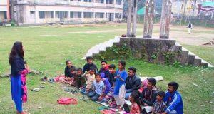 সুবিধাবঞ্চিত শিশুদের জন্য ৩০ মিনিটের আনন্দ পাঠশালা