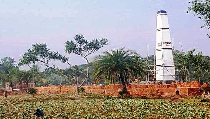 কেশবপুরে প্রশাসনের নির্দেশ অমান্য করে ইট উৎপাদনসহ নতুন ভাটা স্থাপনের কাজ চলছে