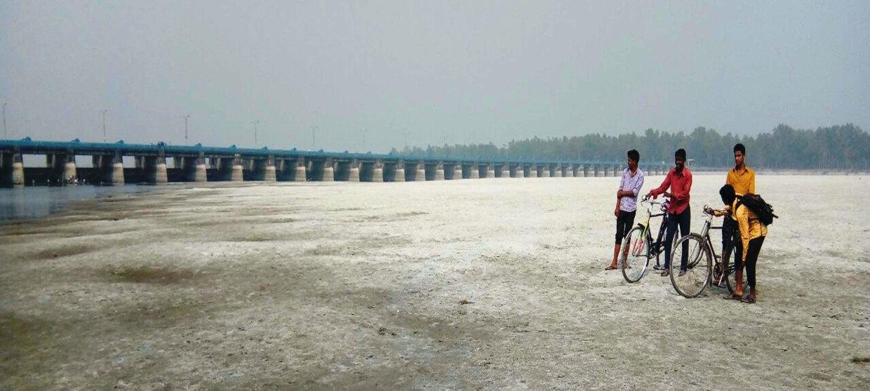 তিস্তা এখন পানি শূন্য: হুমকির মুখে জীব বৈচিত্র্য