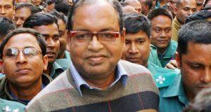 শামসুজ্জামান দুদু
