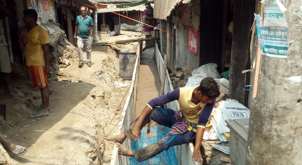 কপিলমুনি হাট-বাজার উন্নয়নে ব্যাপক দুর্নীতি-অনিয়ম