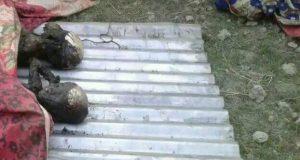 কাঁচিকাটায় অগ্নিকান্ডে ২ শিশুর মৃত্যু: পুড়ে গেছে ৫টি ঘর