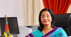 নেপালে নিযুক্ত বাংলাদেশের রাষ্ট্রদূত মাশফি বিনতে শামস