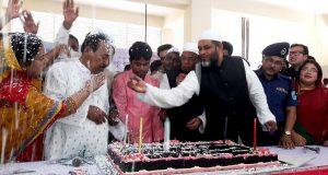 মাদারীপুরের জাতির জনকের জন্ম দিন ও জাতীয় শিশু দিবস পালিত