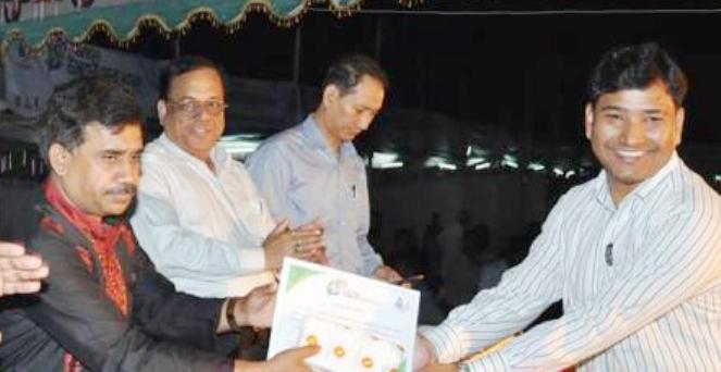 নোয়াখালীর শ্রেষ্ঠ উপজেলা নির্বাহী কর্মকর্তা আবু ওয়াদুদ