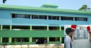 কলাপাড়ায় সাগর ঘেষে আধুনিক স্কুল কাম ঘুর্ণিঝড় আশ্রয় কেন্দ্রের উদ্বোধন