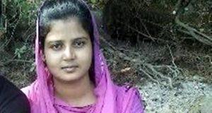 বেগম রোকেয়া বিশ্ববিদ্যালয়ের শিক্ষার্থী সাদিয়া আফরোজ নিনা