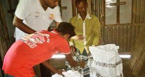 ১০ টাকা কেজি দরের চাল কালো বাজারে বিক্রি