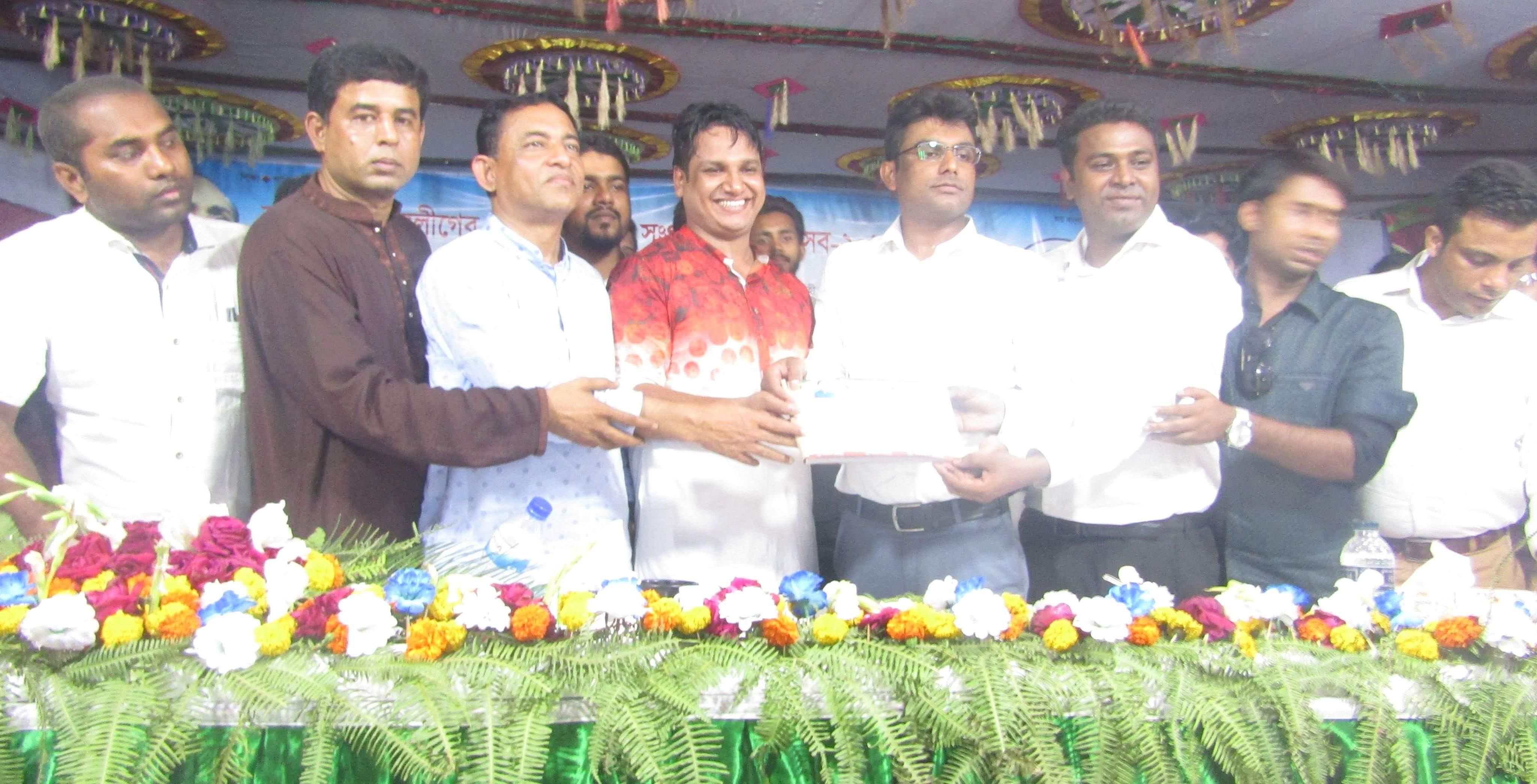 রহমান সোহাগ