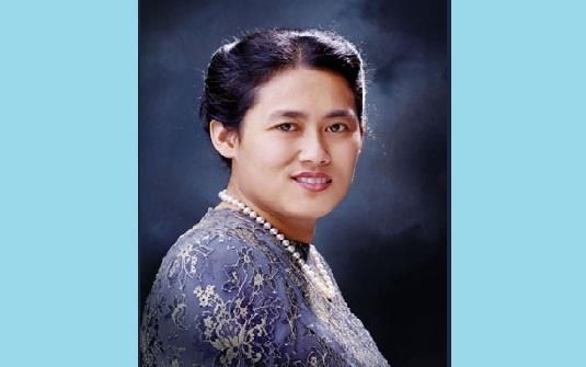 থাইল্যান্ডের রাজকুমারী মহাচক্রী সিরিনধরন