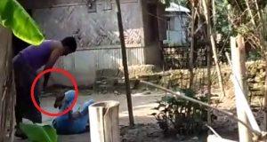 খাগড়াছড়িতে গৃহবধূর ওপর নির্যাতনের ভিডিও ভাইরাল: স্বামী আটক