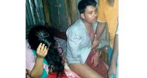 লক্ষ্মীপুুরে আপত্তিকর অবস'ায় ছাত্রলীগ নেতাকে আটক করে পুলিশে সোর্পদ