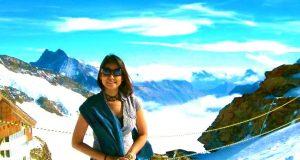ভ্রমণ কণ্যা নাজমুন নাহার