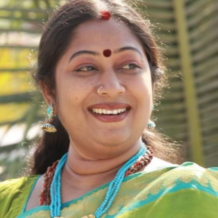 Actress Sangita Balan