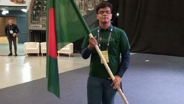 আন্তর্জাতিক গণিত অলিম্পিয়াডে বাংলাদেশির প্রথম স্বর্ণপদক জয়