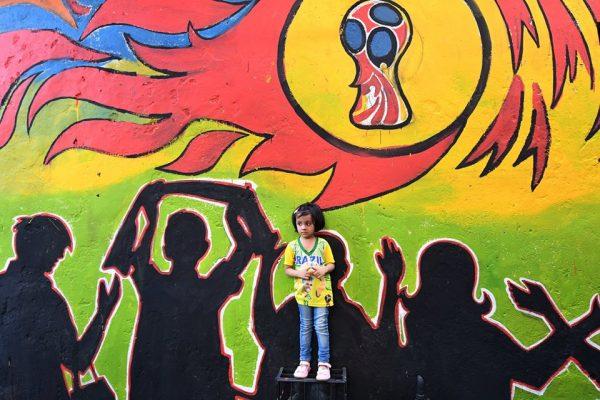 ফিফার ফেসবুকে বাংলাদেশের চারটি ছবি